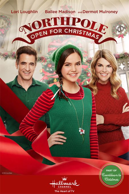 northpole open for christmas tv movie 2015 imdb - 2014 Christmas Shows On Tv