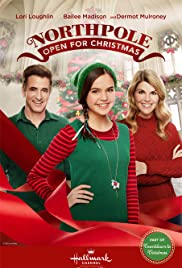 Northpole: Open for Christmas Poster