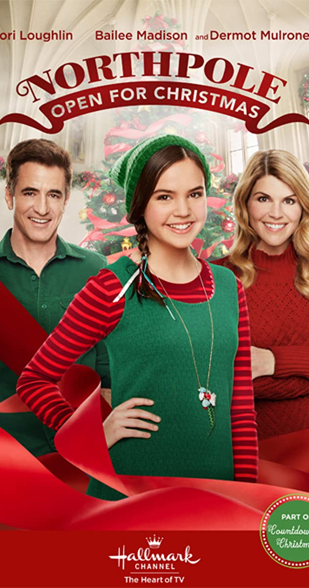 northpole open for christmas tv movie 2015 imdb - Journey To The Christmas Star Cast