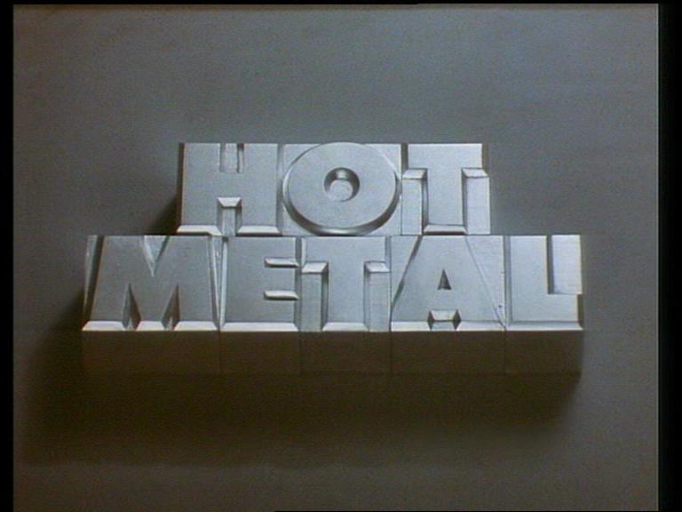 Hot Metal (1986)