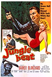 Jungle Heat Poster