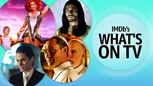 Your New Year TV Plans Feature Stephen King, the Second Coming, and a New Pope
