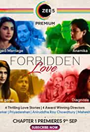 Forbidden love S01 2020 Zee5 Web Series Hindi WebRip All Episodes 100mb 480p 300mb 720p 600mb 1080p