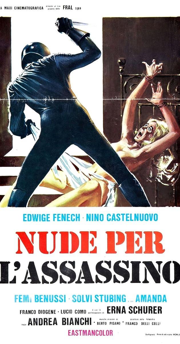 Ver Strip Nude for Your Killer Película 1975 Estreno
