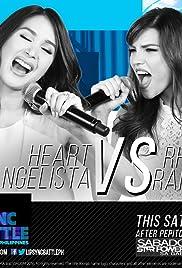 Rhian Ramos vs. Heart Evangelista Poster