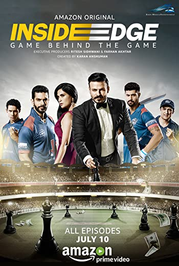 Inside Edge Season 01 Complete Full Hindi Episodes HDRip 720p