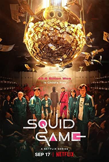 Squid Game - Season 1 HDRip English Web Series Watch Online Free