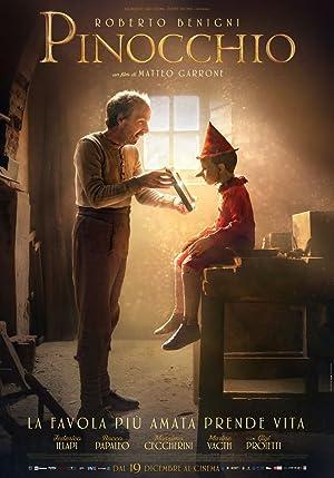 Pinocchio พินอคคิโอ (2019)