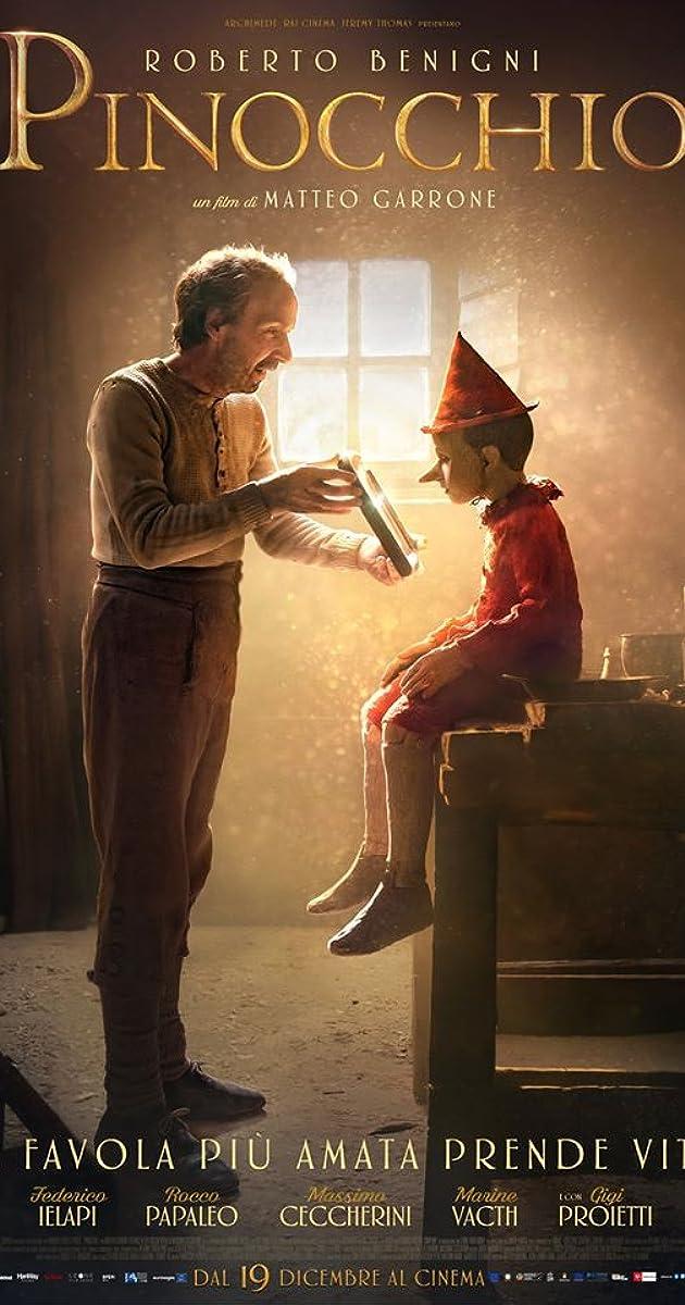Subtitle of Pinocchio