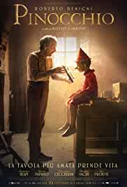 Pinocchio (2019) HDRip English Movie Watch Online Free