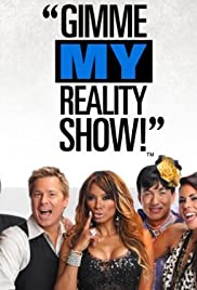 Gimme My Reality Show! Poster