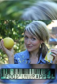 Kate Quilton in Food Unwrapped (2012)
