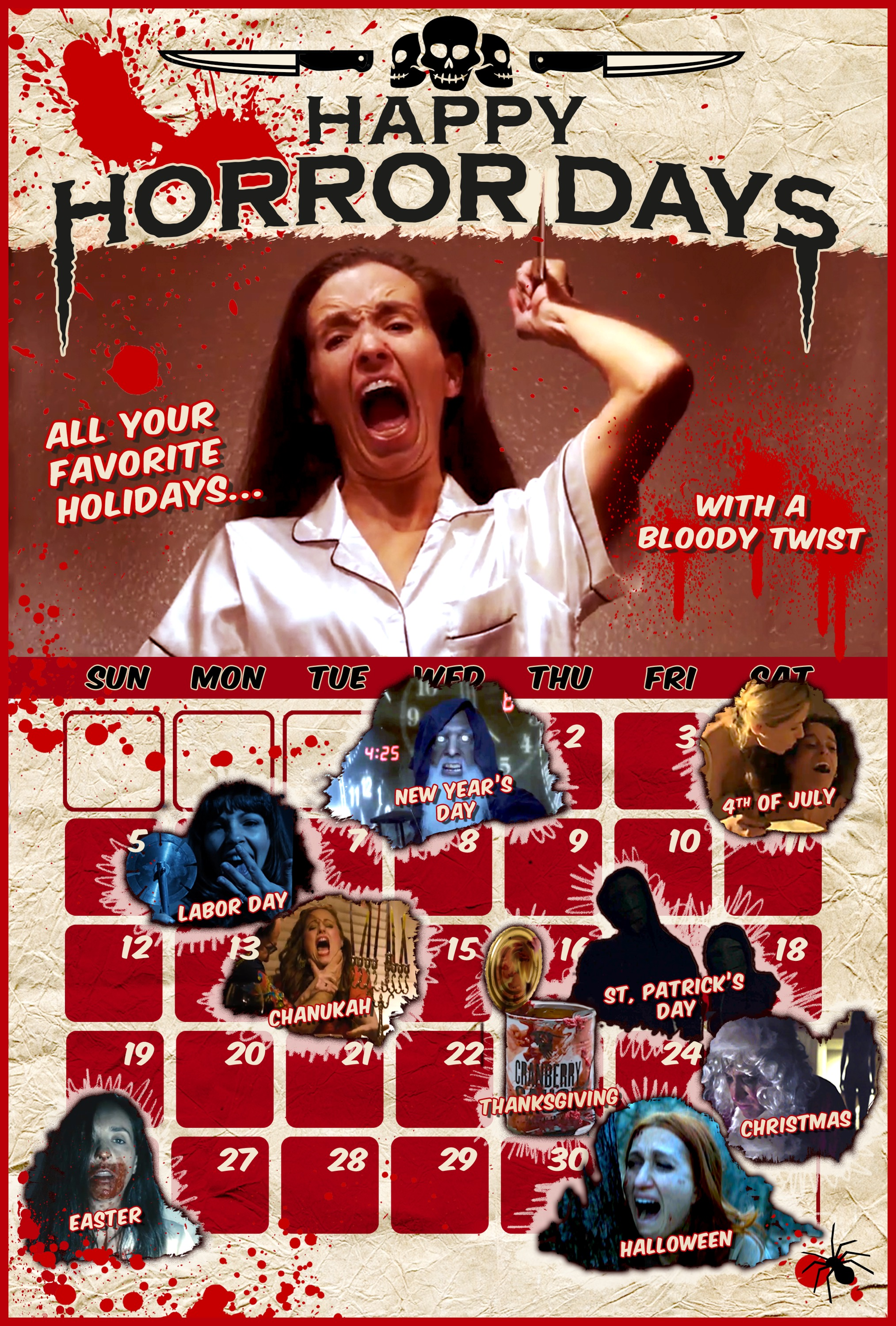 watch Happy Horror Days on soap2day
