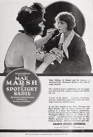 Spotlight Sadie Poster