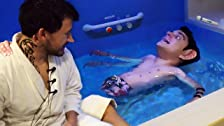 Floating in a Real Sensory Deprivation Tank