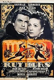 Danielle Darrieux and Jean Marais in Ruy Blas (1948)