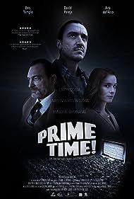 Ben Temple, Ana del Arco, and David Pareja in Prime Time! (2020)