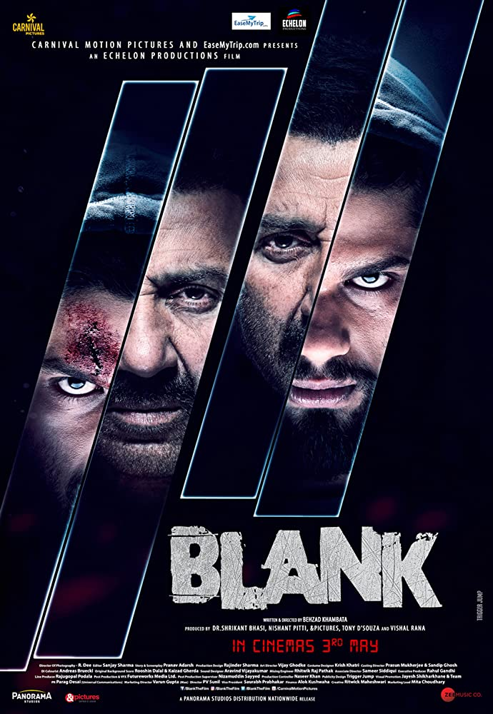 Blank 2019 HD Movie Watch free