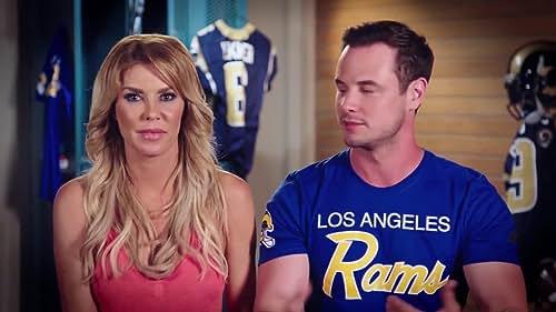 My Kitchen Rules: Dean Sheremet Feeds The Los Angeles Rams Cheerleaders