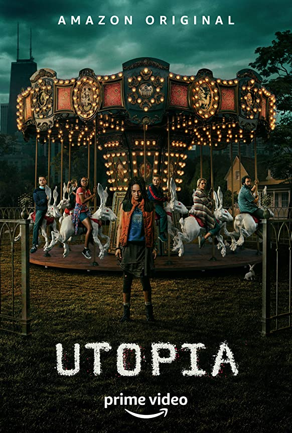Utopia (2020) English Season 1 Complete AMZN WEB-DL x264 AAC Msub