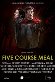 Five Course Meal Poster
