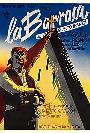 La barraca Poster