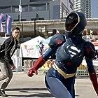 Justice Leak and Melissa Benoist in Supergirl (2015)