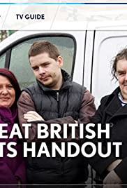 The Great British Benefits Handout Poster