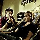Oliver Wnuk and Anna Kubin in 29 und noch Jungfrau (2007)