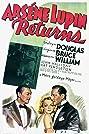 Arsène Lupin Returns (1938) Poster