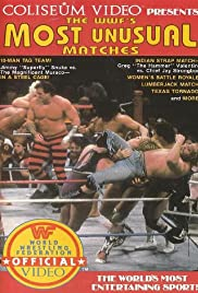 The WWF's Most Unusual Matches Poster