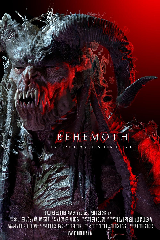 Download Behemoth 2021 English 480p HDRip ESub 280MB