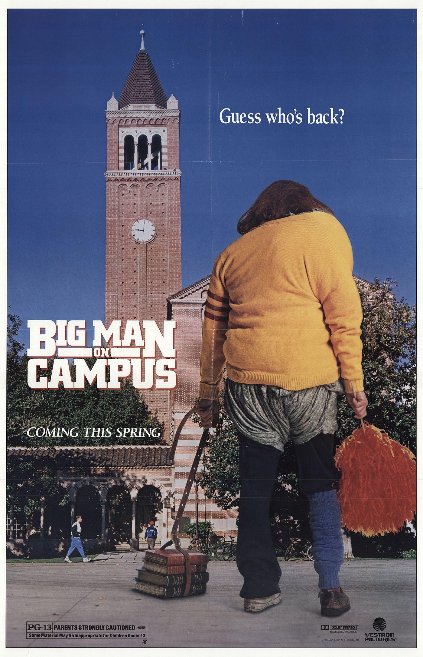 Big Man on Campus (1991)
