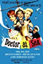 Doctor at Sea (1955) Poster