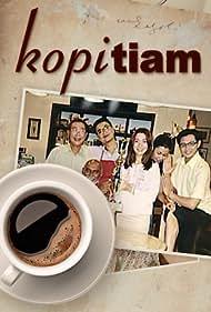 Joanna Bessey, Tan Jin Chor, Douglas Lim, Mano Maniam, and Kin Wah Chew in Kopitiam (1998)