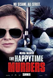 Bill Barretta and Melissa McCarthy in The Happytime Murders (2018)