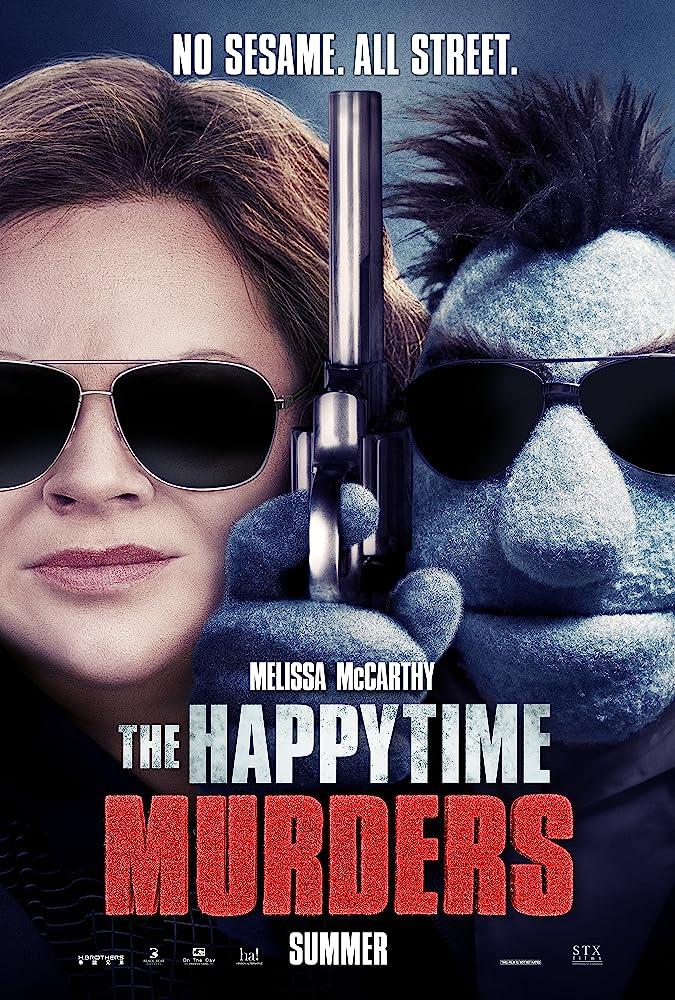 فيلم The Happytime Murders مترجم