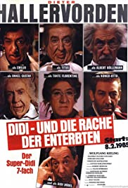 Didi und die Rache der Enterbten (1985) Poster - Movie Forum, Cast, Reviews
