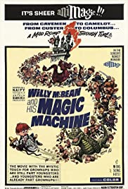 Willy McBean and His Magic Machine(1965) Poster - Movie Forum, Cast, Reviews