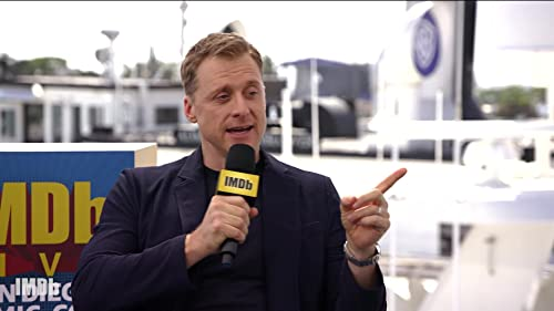 Emmy Nominee Alan Tudyk Picks the Characters to List on His Tombstone