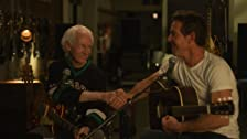 Robby Krieger de The Doors con Dennis Quaid