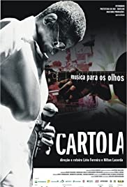 Cartola, the Samba Legend Poster