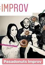 The Pasadonuts Improv Livestream