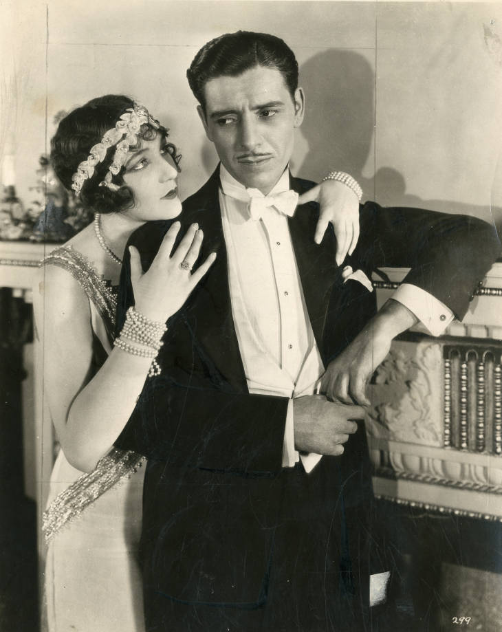Ronald Colman and Jane Winton in His Supreme Moment (1925)