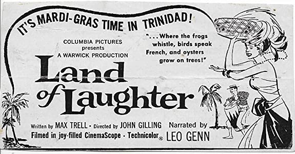 Computer movie new watch A Day in Trinidad, Land of Laughter UK [Mkv]