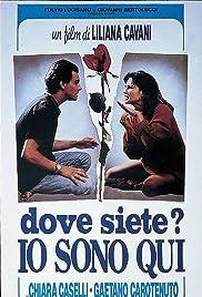 Dove siete? Io sono qui(1993) Poster - Movie Forum, Cast, Reviews