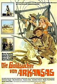 Die Goldsucher von Arkansas Poster