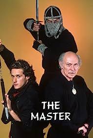 Lee Van Cleef, Shô Kosugi, and Timothy Van Patten in The Master (1984)