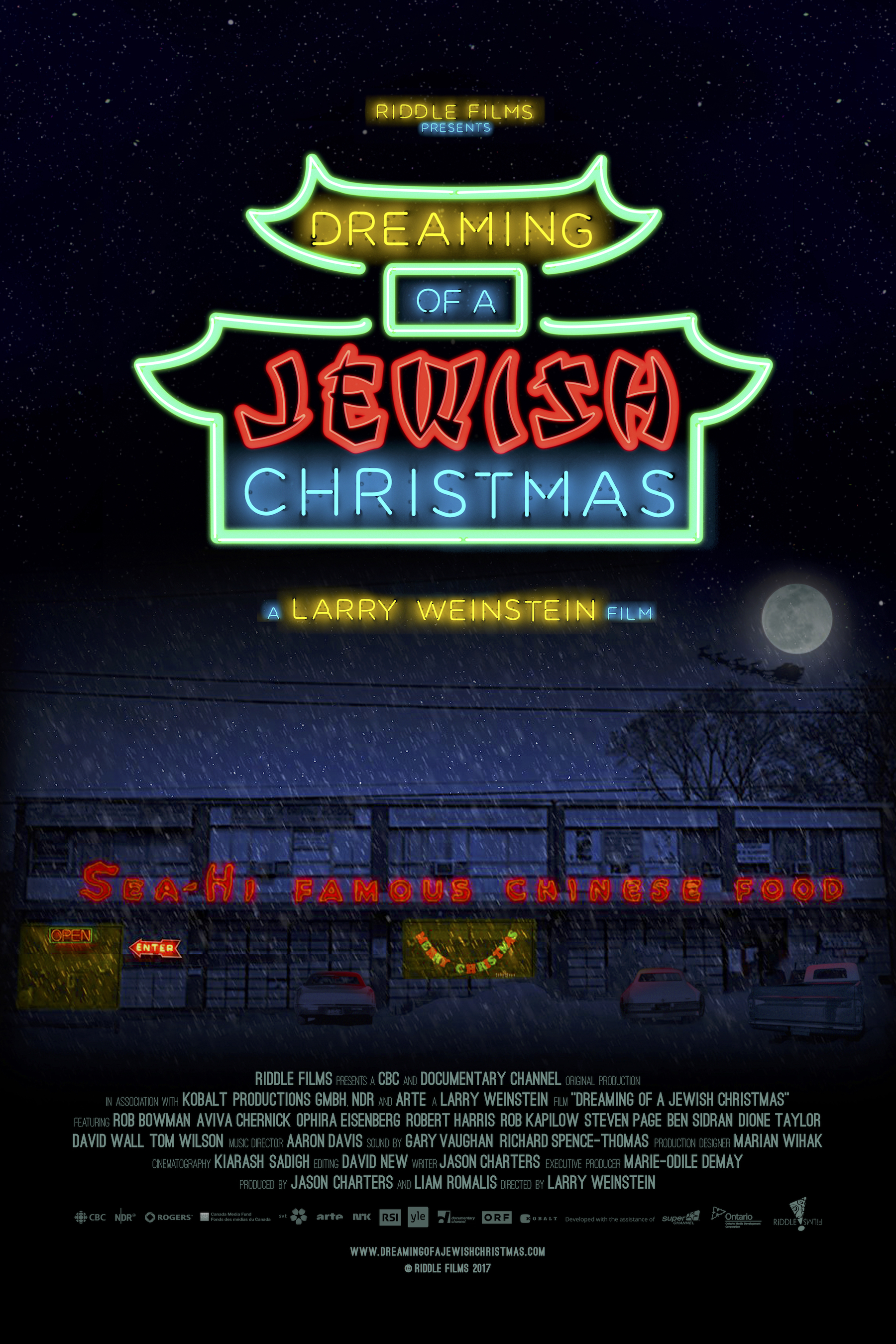 Dreaming of a Jewish Christmas (2017) - IMDb