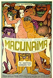 Macunaima(1969) Poster - Movie Forum, Cast, Reviews